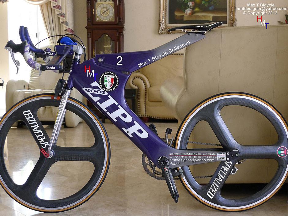 Zipp 2001 Bike 7 Max T 1 Pedal Room