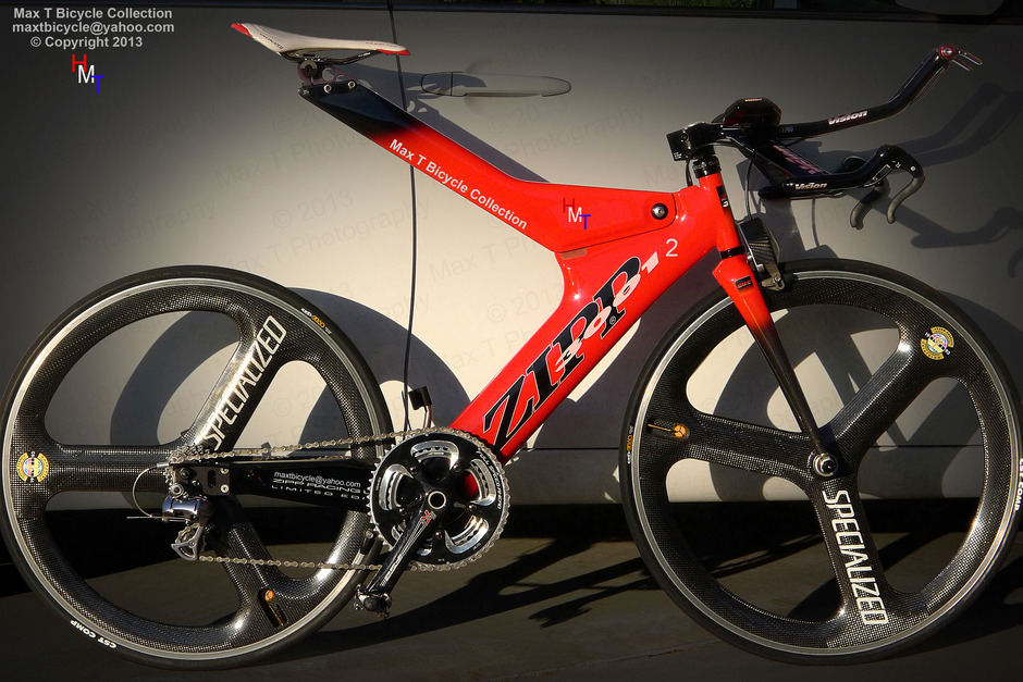 Zipp 3001 Bike 13 Max T 1 Pedal Room