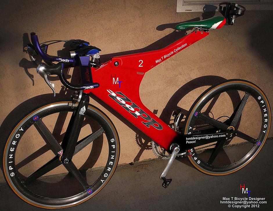 Zipp 3001 Bike 5 Max T 2 Pedal Room