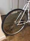 1976 Peugeot UO-8, fixed gear conversion photo