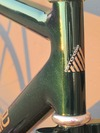1993 Cannondale Track, Custom Green photo