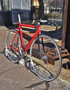 1997 Cannondale Track (Red) photo