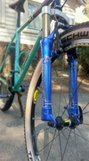 2002 Bianchi Grizzly - Team Celeste photo