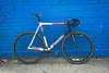 2004 Cannondale Major Taylor CAAD5 Track photo
