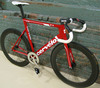 2010 Cervelo T1 Track w/ Reynolds wheels photo