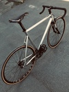Aero Criterium Cruiser Silver Polished photo