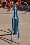 Cannondale 1993 track blue frame photo