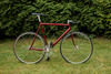 Custom Red Cannondale Track '92 photo