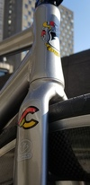 Cinelli Mash bolt 2012 photo