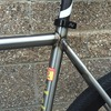 Cinelli Mash Work 2015 photo
