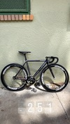 Cinelli Parallax Charcoal photo