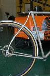 Custom Dave Kirk disc randonneur photo