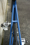 Vetta custom track frame photo
