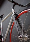 Dawes SST-AL (Silver/Red) photo