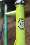 Gitane cycles Track photo