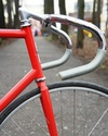Jam 57cm Blood Red Track Bike photo
