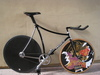 rare 80's PINARELLO PURSUIT TRACK bike photo