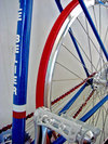 Red/Blue Fixie photo