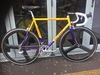 Serotta Coors Light titanium photo