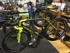 Wilier Cento1SR Fluo Yellow photo
